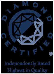 Diamond Certified logo